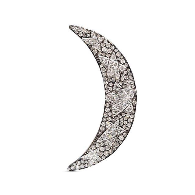 Swoonery-Moon Earring