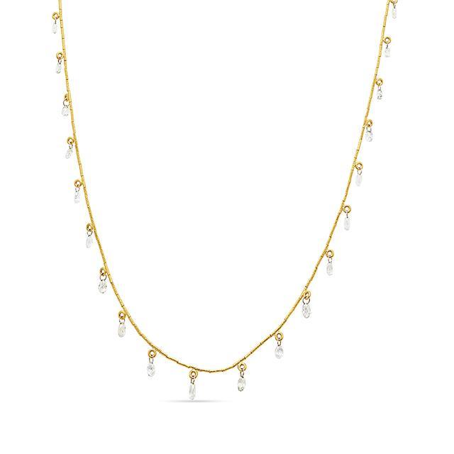 Swoonery-Dew Drop Necklace