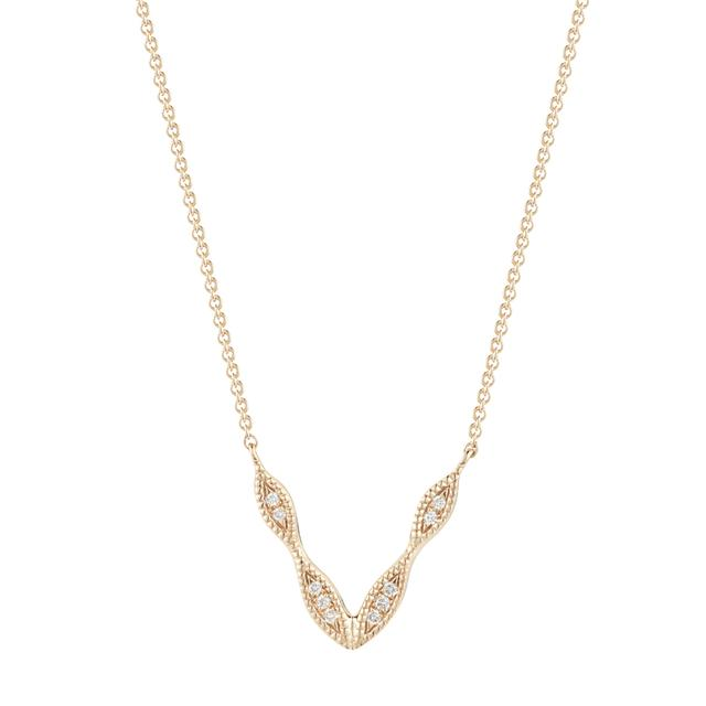 Swoonery-Lori Paige Diamond Necklace
