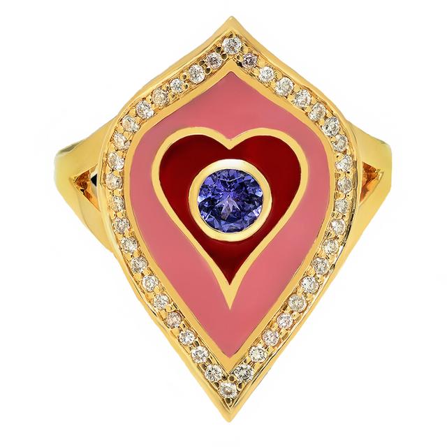 Swoonery-Besi Ring