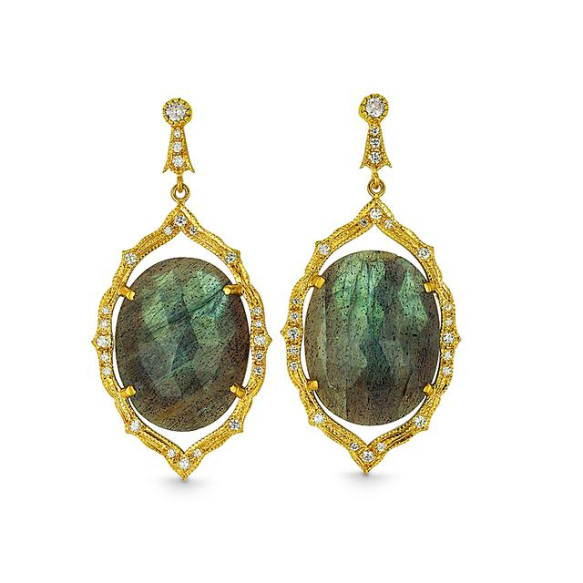 Swoonery-Anila Earrings