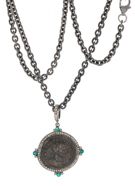 Swoonery-VERSILIA NECKLACE