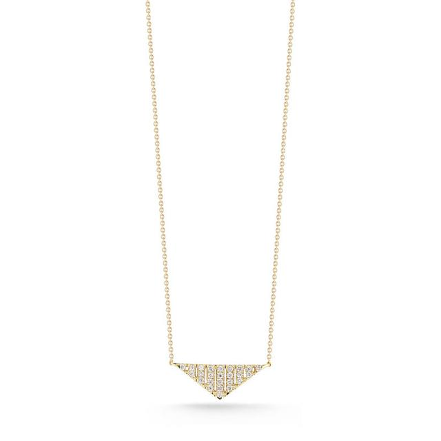 Swoonery-Jeb Yellow Gold Necklace