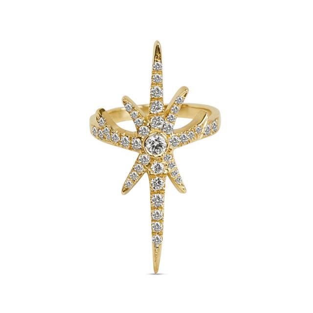 Swoonery-Starfish Ring