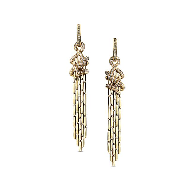 double fei designer earrings lui cascade cas fl liu international