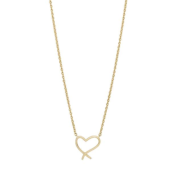 Swoonery-Heart Pendant