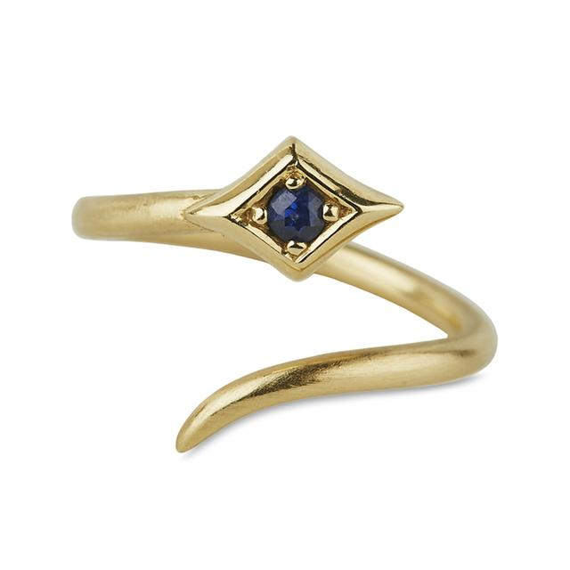 Swoonery-Royal Snake Ring