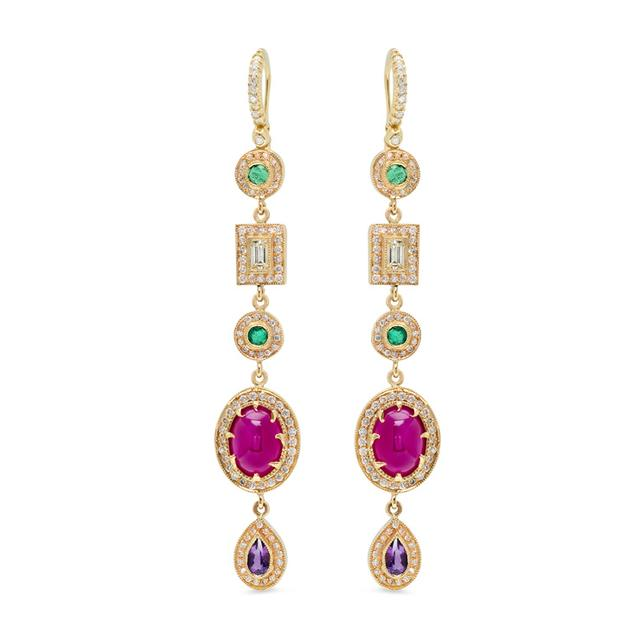 Swoonery-Madia Earring