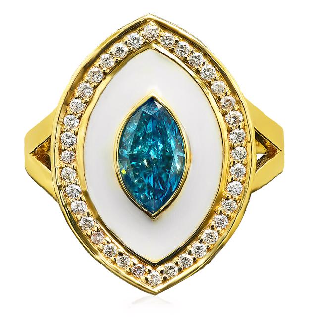 Swoonery-Korsu Ring