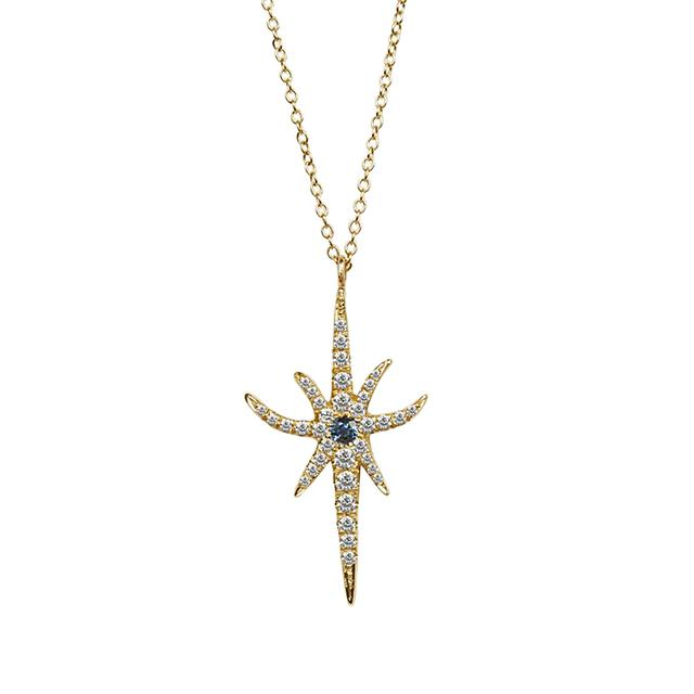 Swoonery-Starfish Necklace