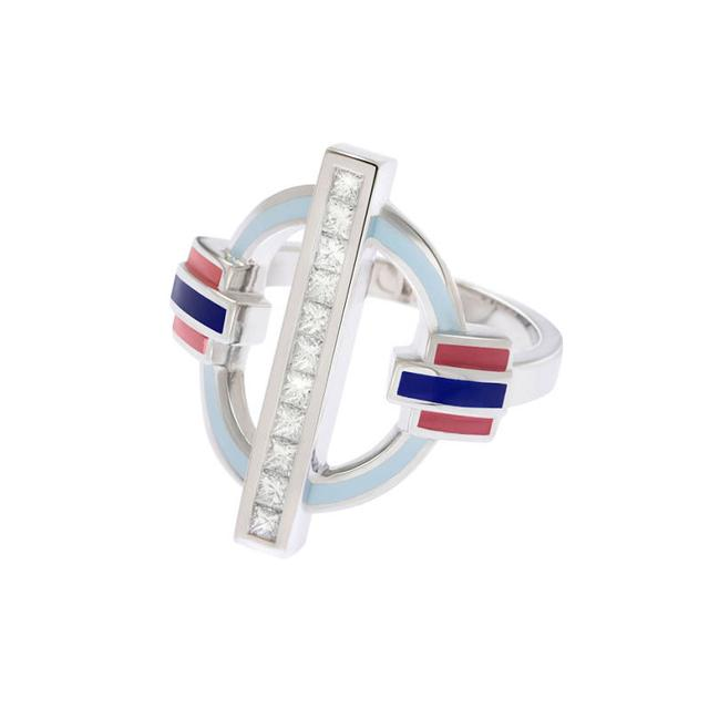 Swoonery-Armoria ring