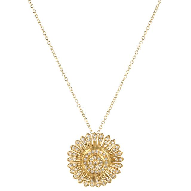 Swoonery-Full Helios Necklace