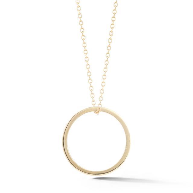 Swoonery-Circle Pendant