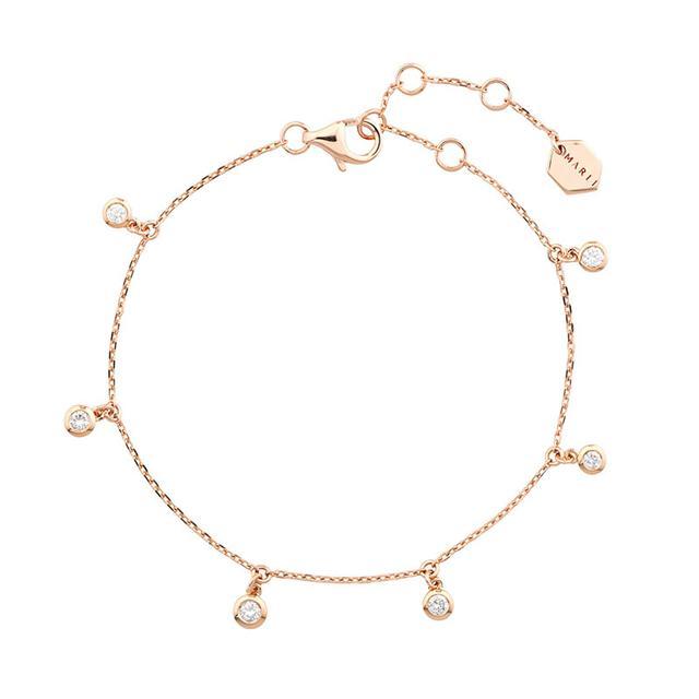 Swoonery-Fifi Charm Bracelet