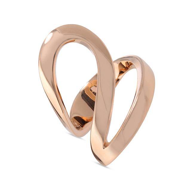 Swoonery-Rose Gold Ivy 1 Ring