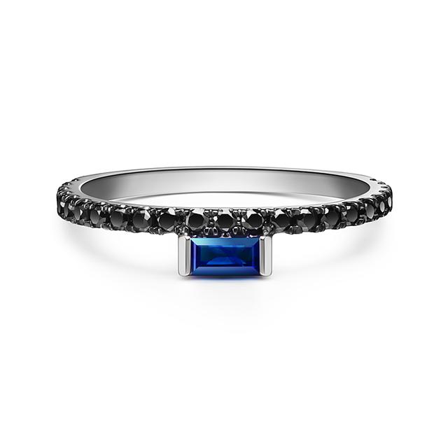 Swoonery-Nikita Sapphire Ring