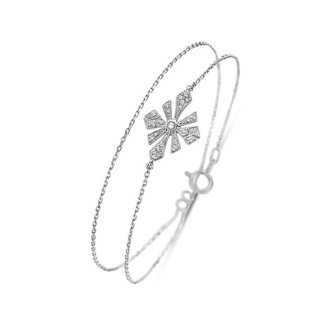 Swoonery-Double Twist Bracelet