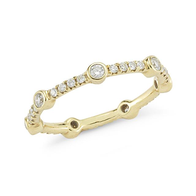 Swoonery-Bezel Stackable