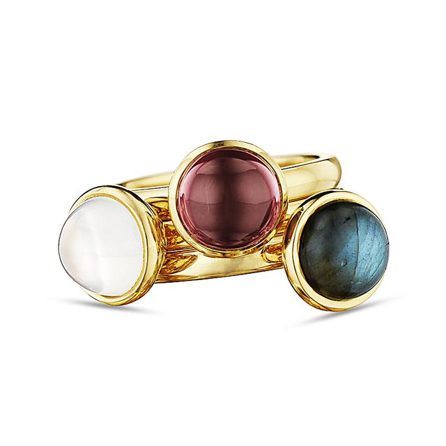 Swoonery-Stacking Rings in Nightfall