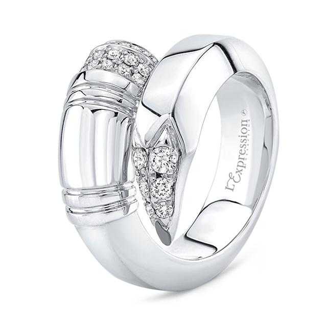 Swoonery-Expression Ring - Large Gauge