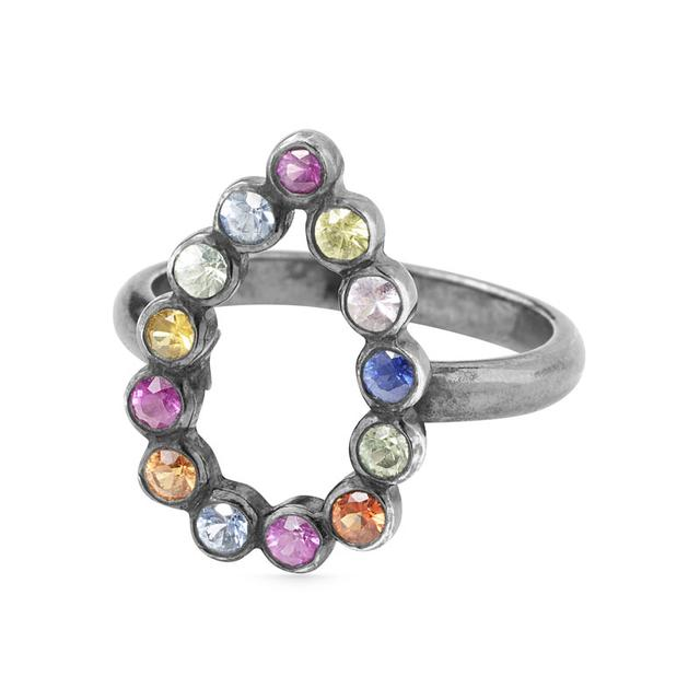 Swoonery-Lakshmi's Footprint Ring