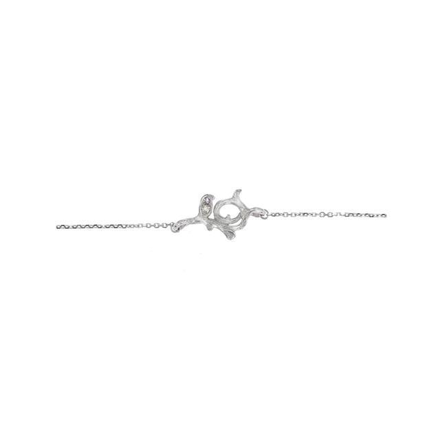 Swoonery-Bellflower Bracelet