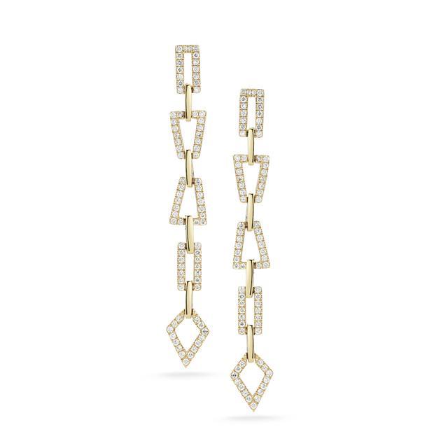Swoonery-Aria Selene  Drop Earrings