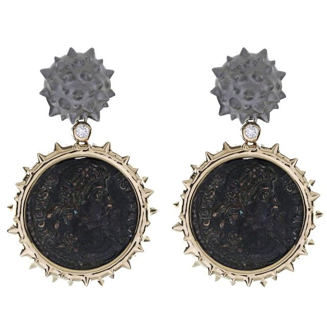 Swoonery-RAVELLO EARRINGS