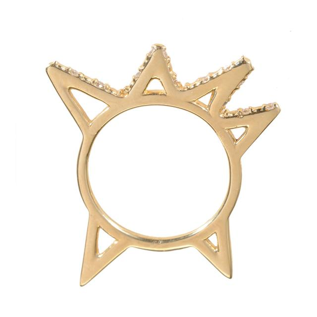 Swoonery-Star Liberty Ring