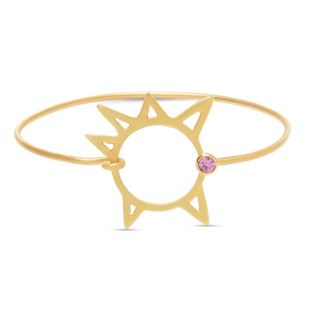 Swoonery-Star Pop Star Hook Bangle