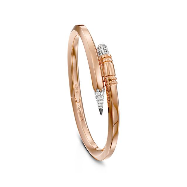 Swoonery-Expression Bracelet - Medium Gauge