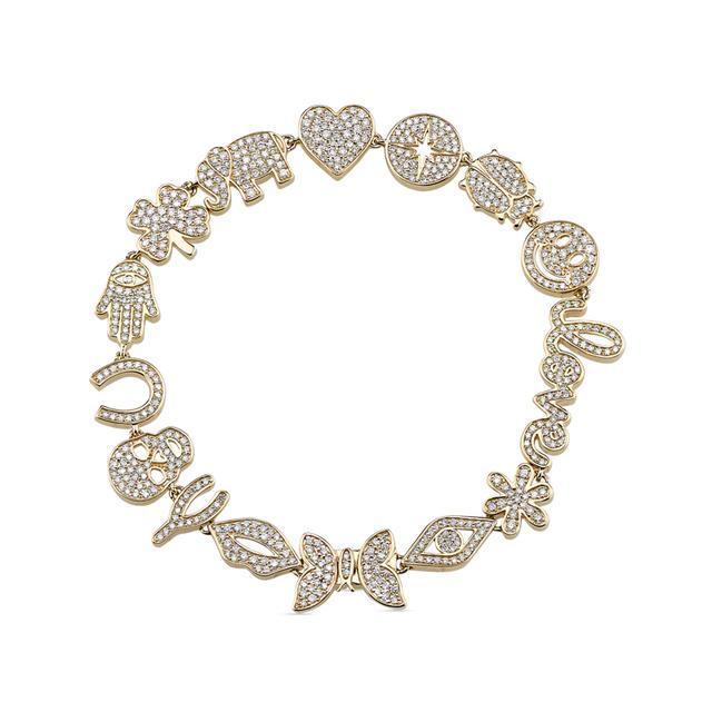 Swoonery-15th Anniversary Bracelet
