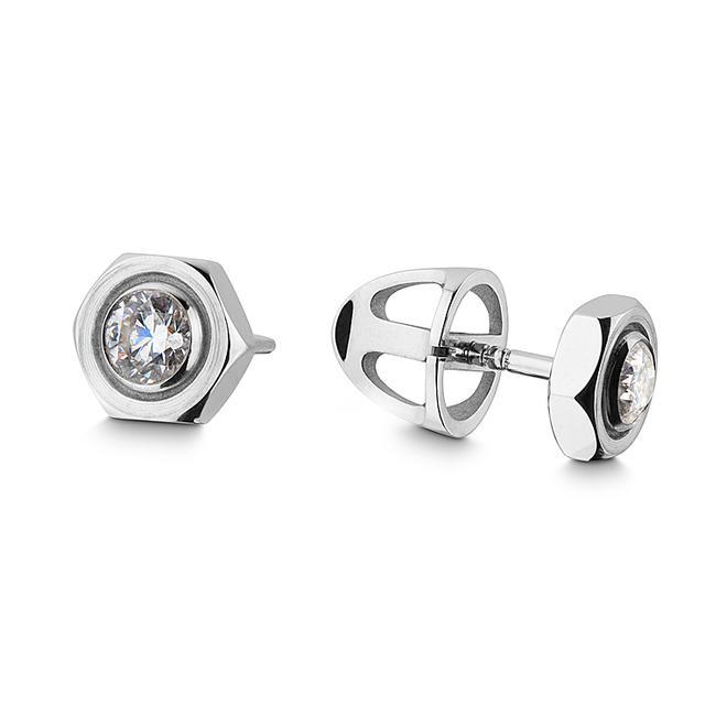 Swoonery-Nuts Earrings