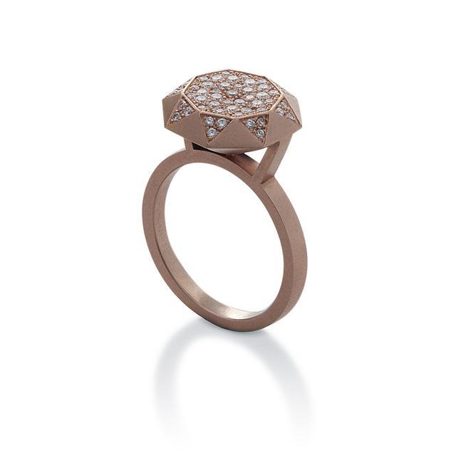 Swoonery-ROCK DIAMOND RING