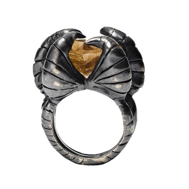 Swoonery-Dino Ring