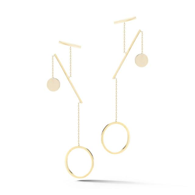 Swoonery-Equilibrium Object Earring