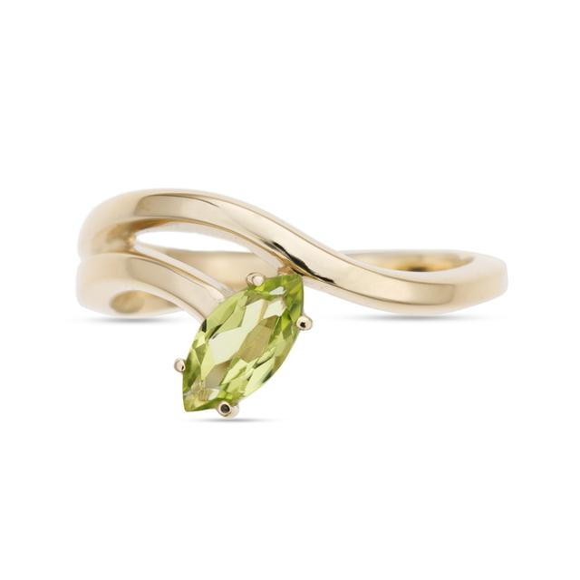 Swoonery-Morning Star Lily Ring - Pride