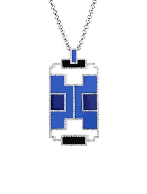 Swoonery-Skywatch medallion