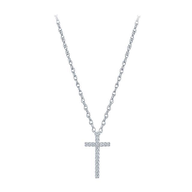 Swoonery-Cross Pendant