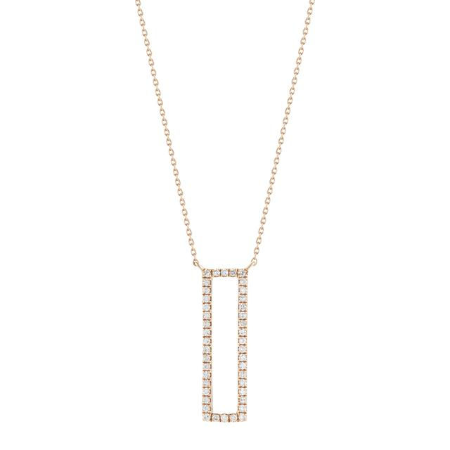 Swoonery-Sylvie Rose Diamond Necklace