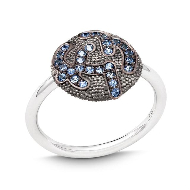 Swoonery-SAPPHIRE RING