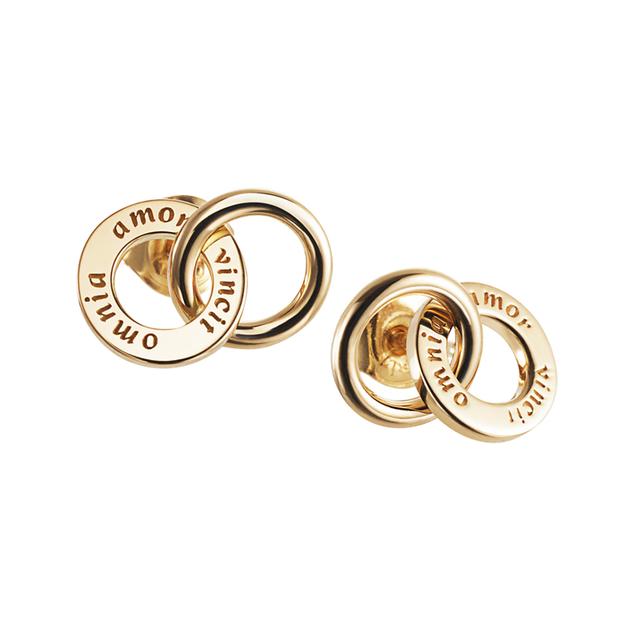 Swoonery-Mini Twosome Earrings
