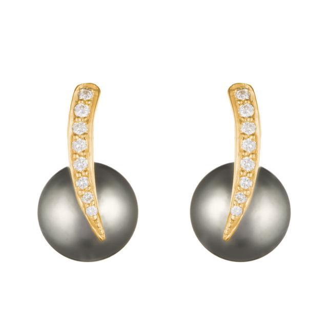 Swoonery-Supernova Marbella Earrings