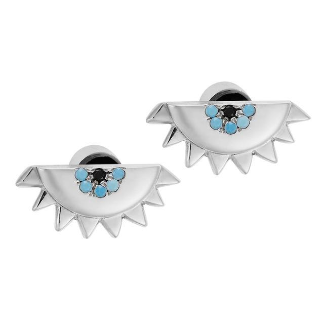 Swoonery-Sun Eye Stud
