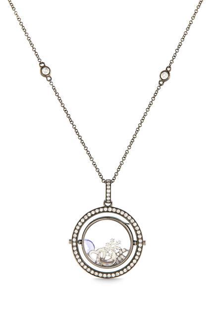 Swoonery-Diamond Revolving Loquet
