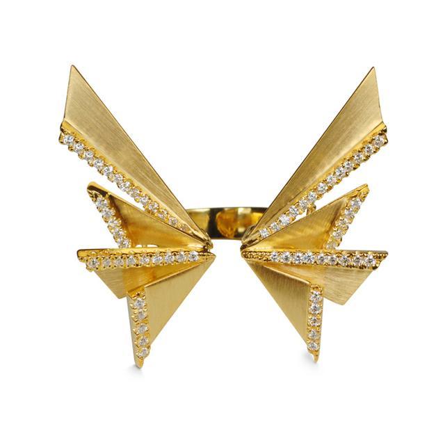 Swoonery-Origami Fan