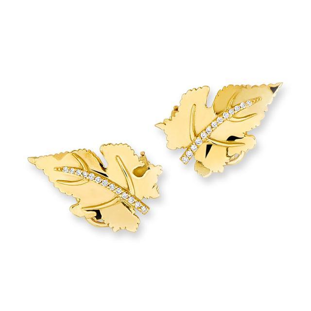 Swoonery-Vine Mini earrings
