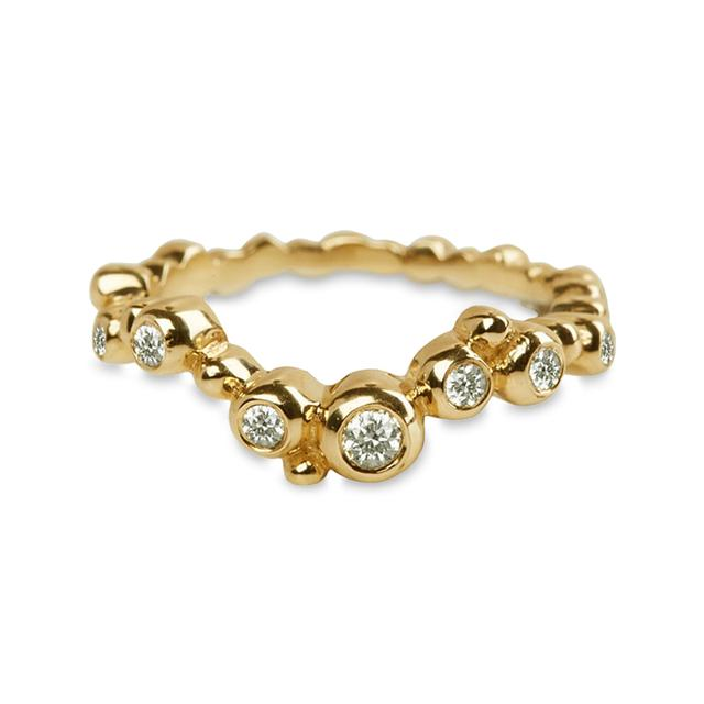Swoonery-Bubble Eternity Ring