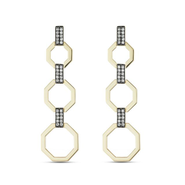 Swoonery-OTTO SCALE EARRINGS