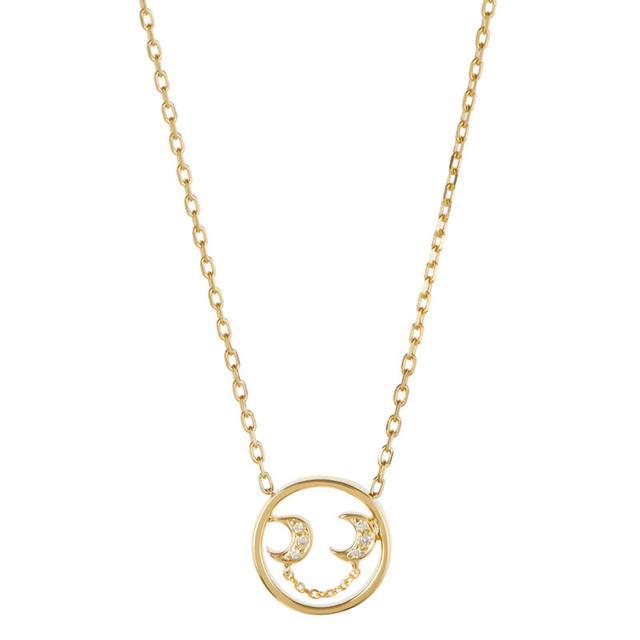 Swoonery-Luna Pendant